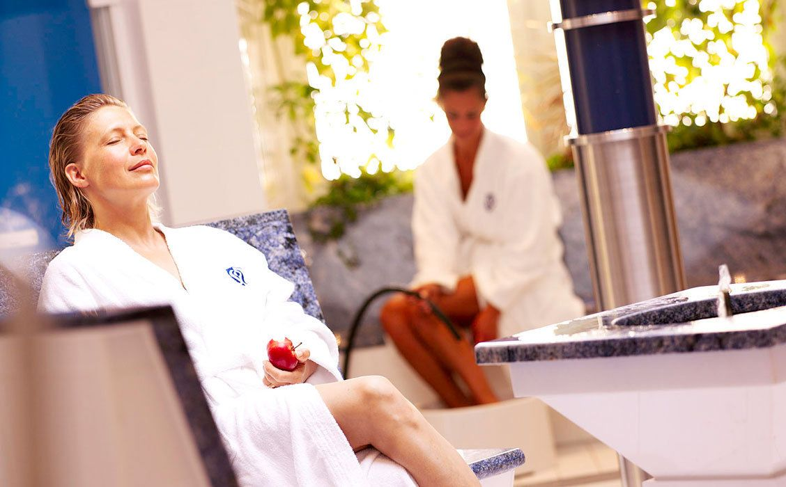 Our spa - healing world of relaxation