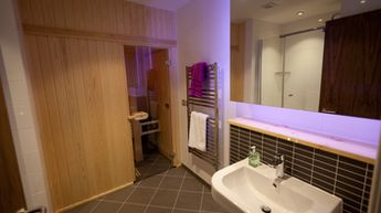 Luxury Apartment Sauna